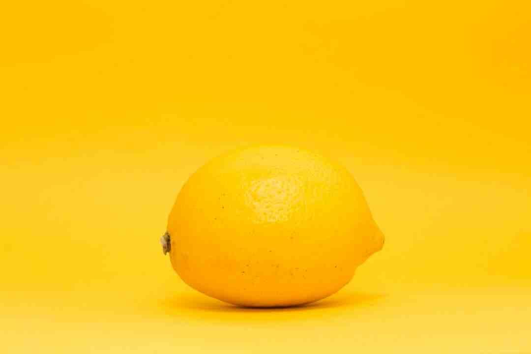Comment congeler des fruits