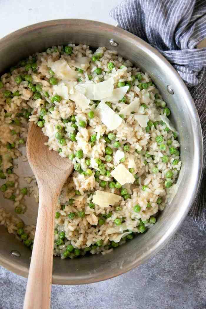 Comment faire cuire du riz Arborio
