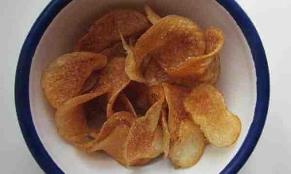 Comment faire des chips de pommes de terre