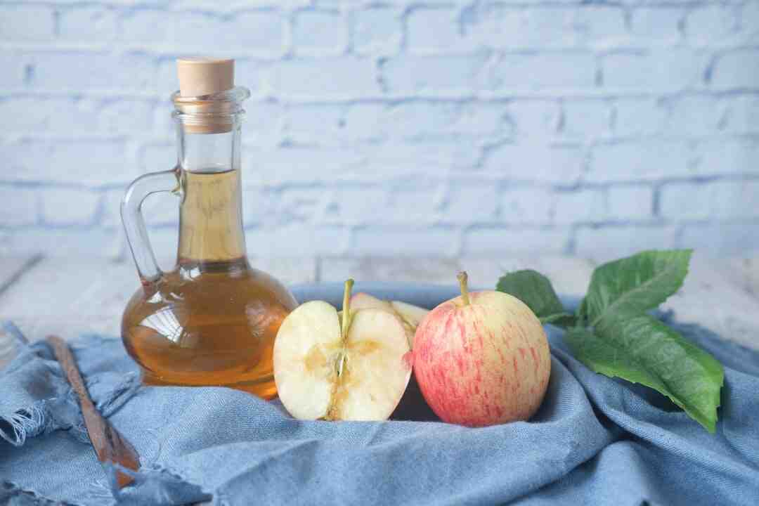 Comment faire du vinaigre de cidre de pomme