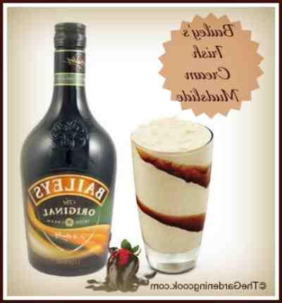 Comment faire un Baileys Irish Cream