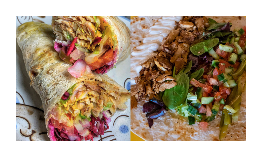 Comment préparer un shawarma